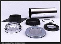 componenti tubo solare